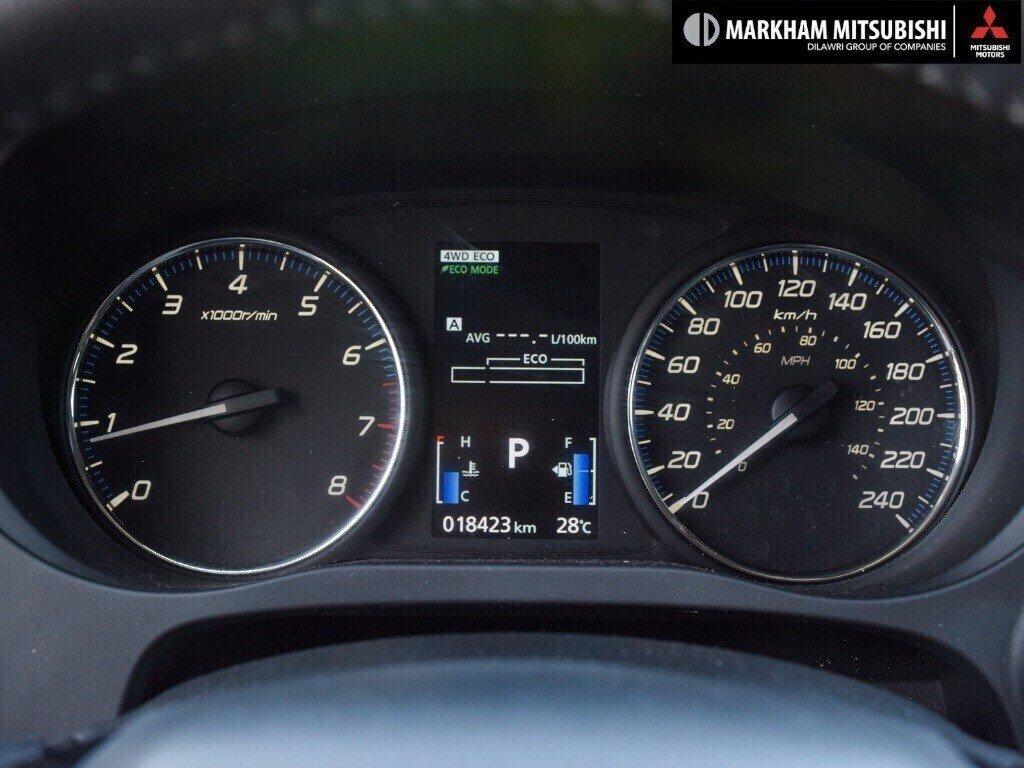 2019 Mitsubishi Outlander ES AWC in Markham, Ontario - 18 - w1024h768px