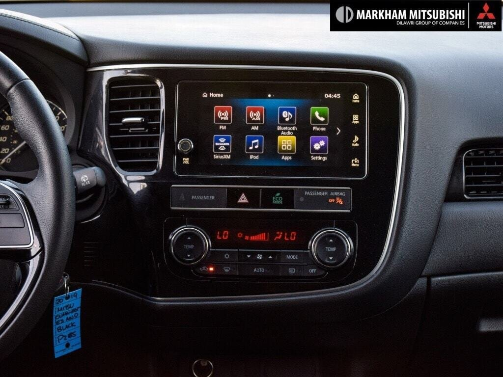 2019 Mitsubishi Outlander ES AWC in Markham, Ontario - 19 - w1024h768px