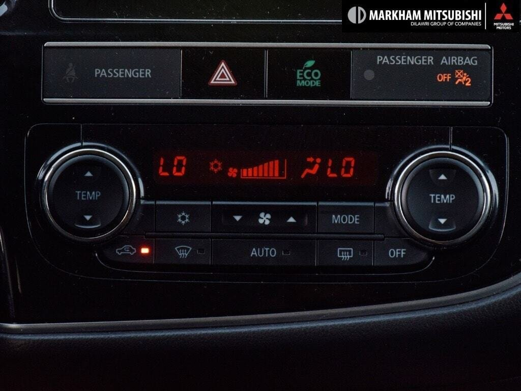 2019 Mitsubishi Outlander ES AWC in Markham, Ontario - 20 - w1024h768px