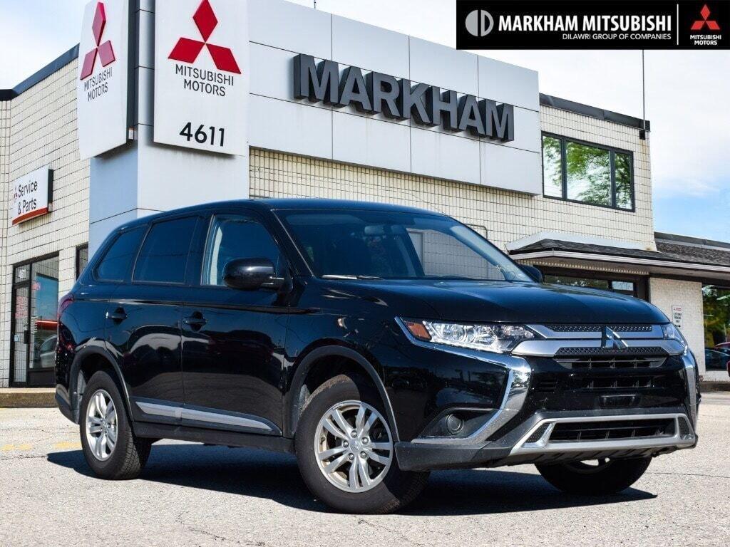 2019 Mitsubishi Outlander ES AWC in Markham, Ontario - 1 - w1024h768px