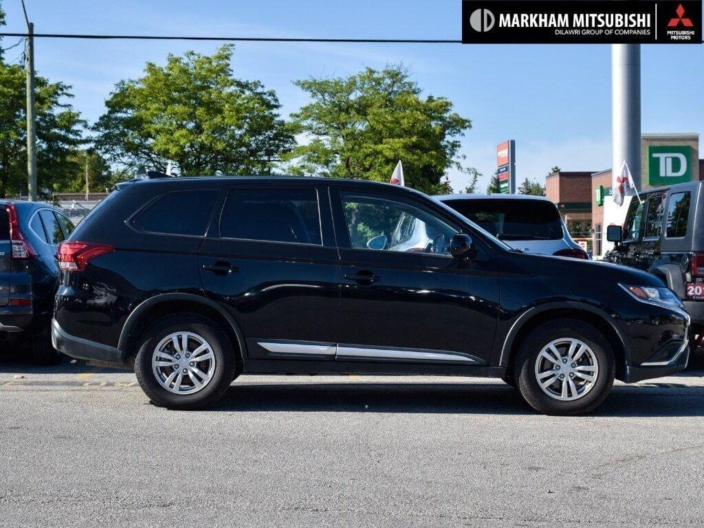 2019 Mitsubishi Outlander ES AWC in Markham, Ontario - 3 - w1024h768px