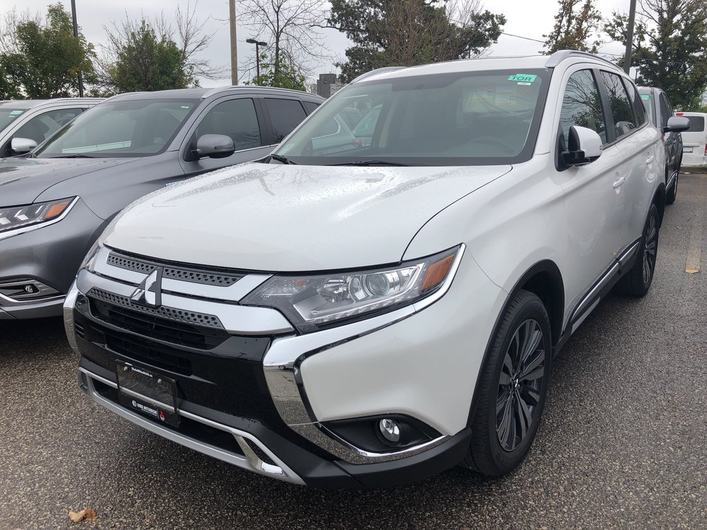 2020 Mitsubishi Outlander EX S-AWC in Mississauga, Ontario - 1 - w1024h768px