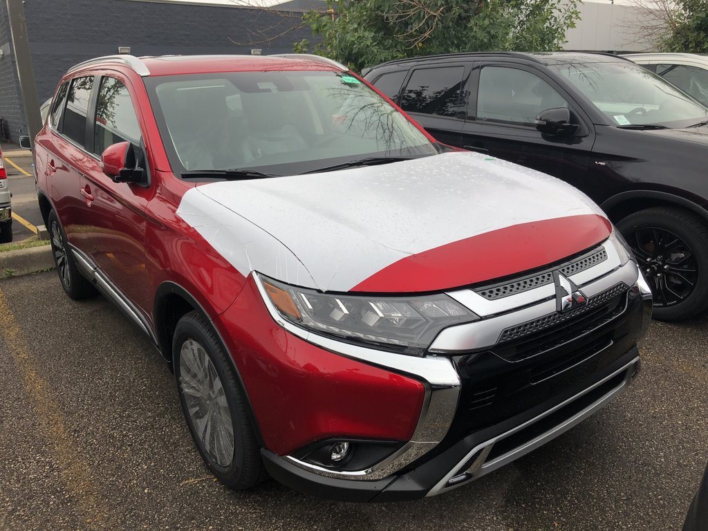 2020 Mitsubishi Outlander EX-L S-AWC in Mississauga, Ontario - 5 - w1024h768px