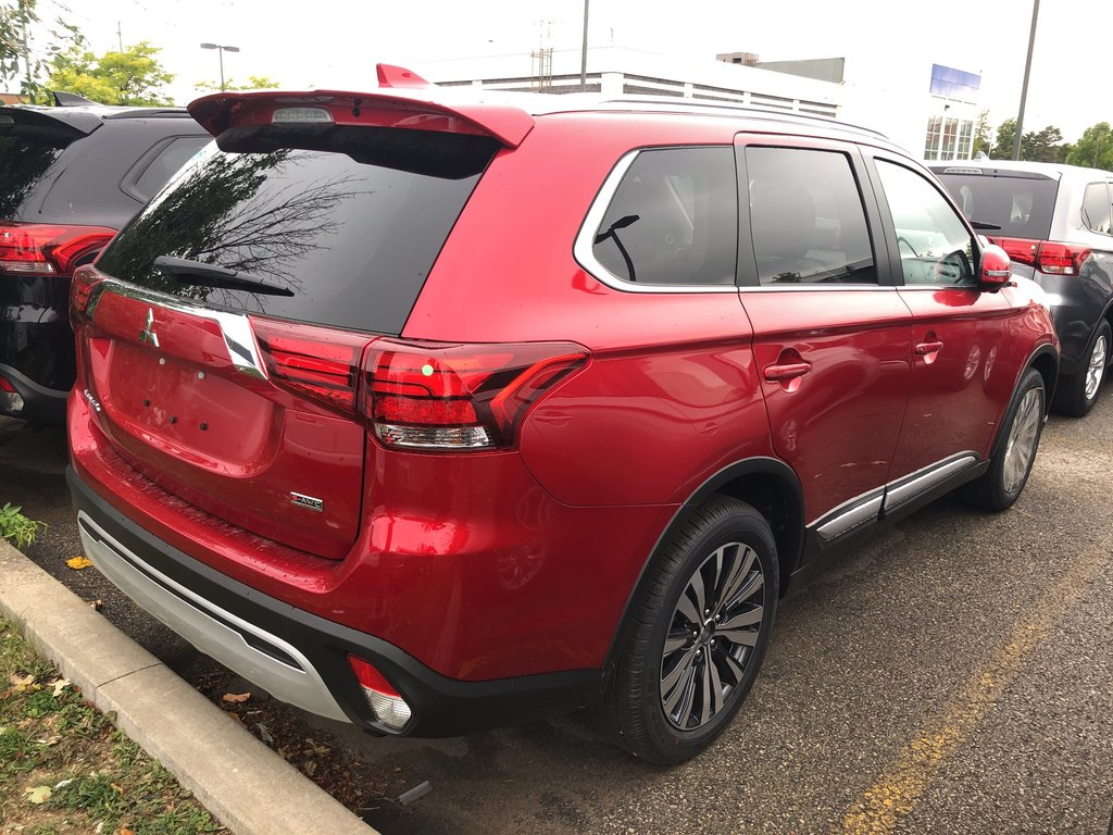 2020 Mitsubishi Outlander EX-L S-AWC in Mississauga, Ontario - 4 - w1024h768px