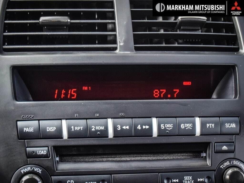 2012 Mitsubishi RVR SE 2WD CVT in Markham, Ontario - 18 - w1024h768px