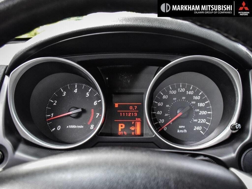 2012 Mitsubishi RVR SE 2WD CVT in Markham, Ontario - 13 - w1024h768px