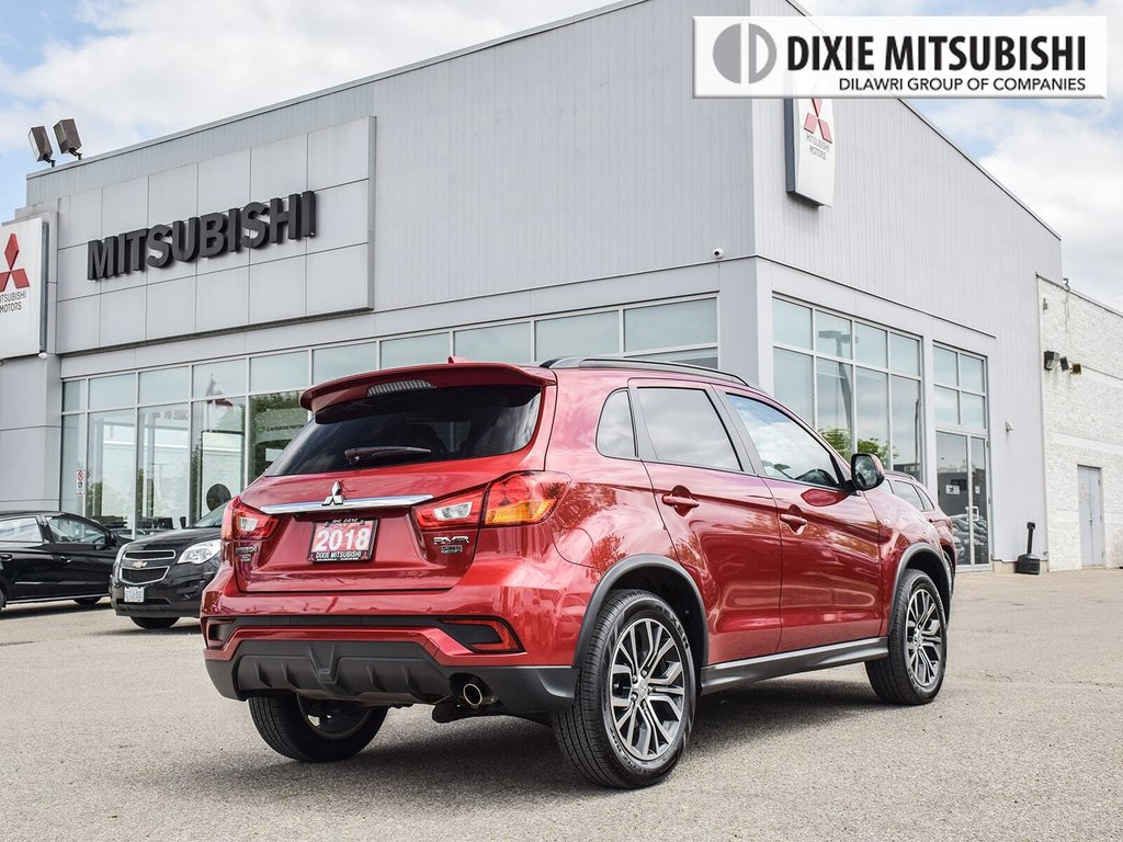 2018 Mitsubishi RVR 2.4L 4WD SE Limited Edition in Mississauga, Ontario - 5 - w1024h768px