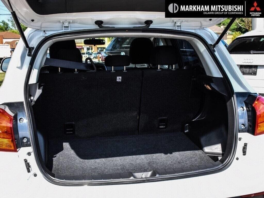 2018 Mitsubishi RVR 2.4L 4WD SE Limited Edition in Markham, Ontario - 26 - w1024h768px