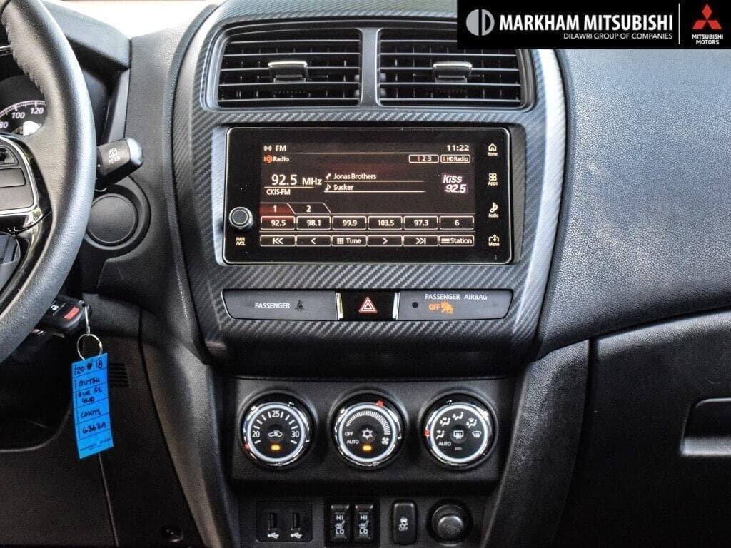 2018 Mitsubishi RVR 2.4L 4WD SE Limited Edition in Markham, Ontario - 18 - w1024h768px