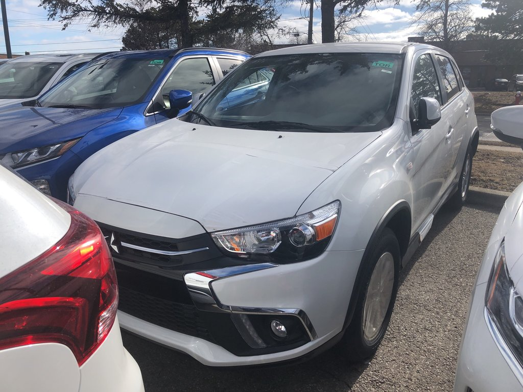 2019 Mitsubishi RVR FWD SE - CVT in Mississauga, Ontario - 1 - w1024h768px