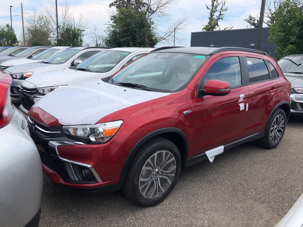 2019 Mitsubishi RVR 2.4L AWC GT in Mississauga, Ontario - 1 - w1024h768px