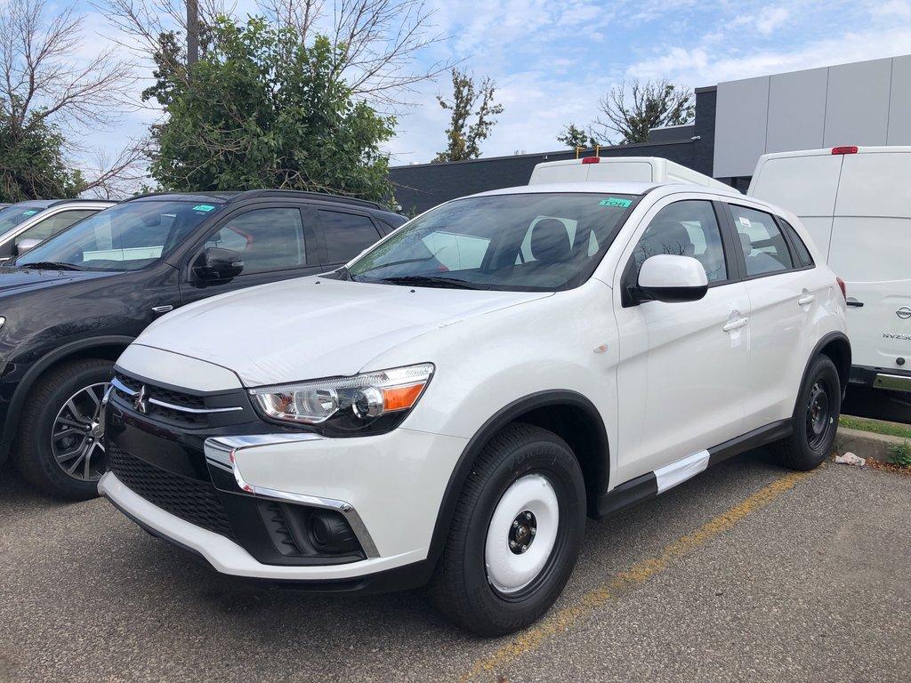 2019 Mitsubishi RVR FWD ES - CVT in Mississauga, Ontario - 1 - w1024h768px