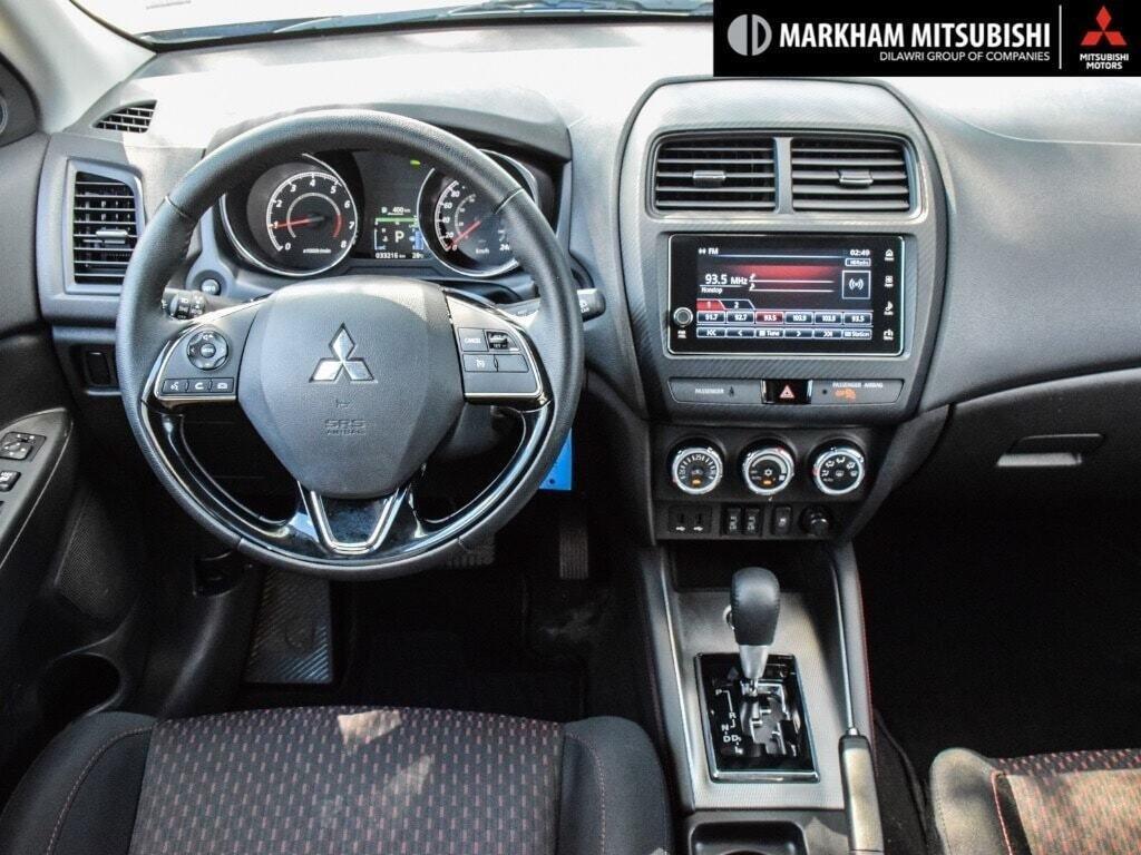 2019 Mitsubishi RVR AWC SE - CVT in Markham, Ontario - 12 - w1024h768px