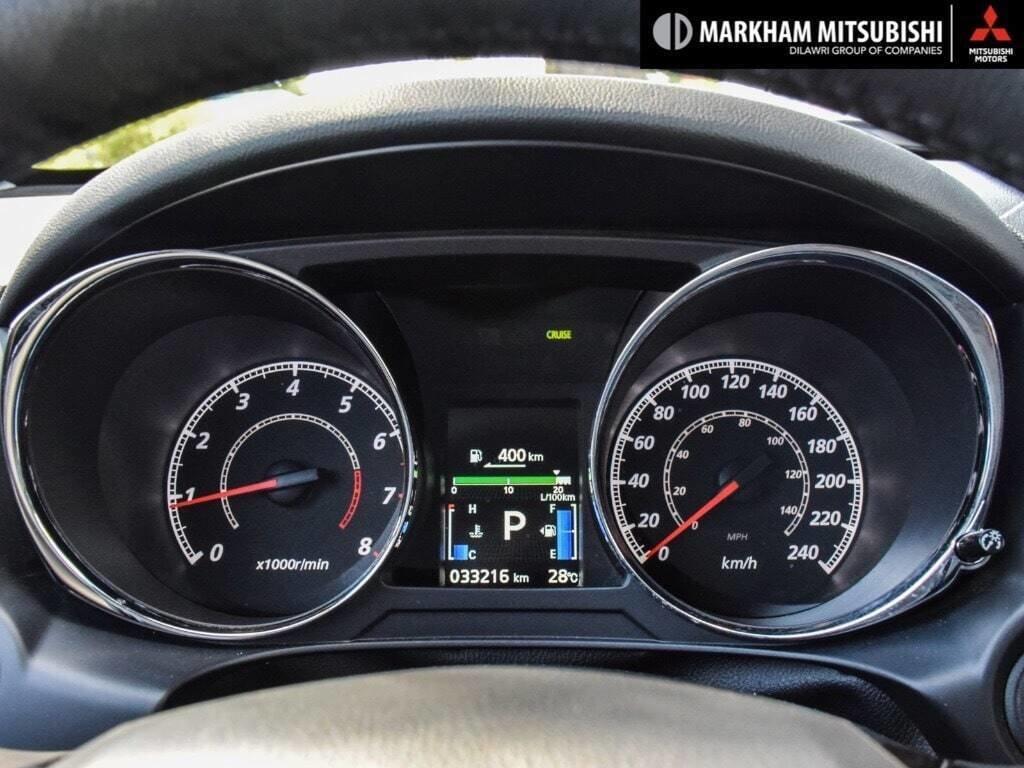 2019 Mitsubishi RVR AWC SE - CVT in Markham, Ontario - 13 - w1024h768px