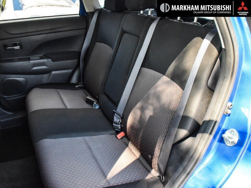 2019 Mitsubishi RVR AWC SE - CVT in Markham, Ontario - 23 - w1024h768px