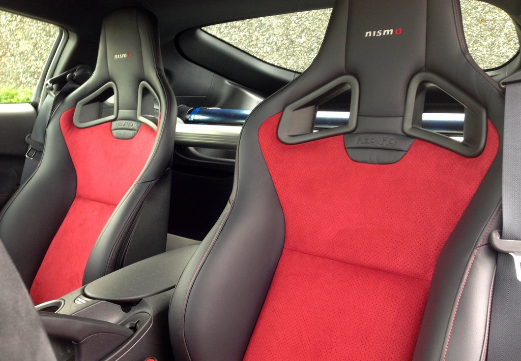 2016 Nissan 370Z Nismo Edition 6sp in North Vancouver, British Columbia - 7 - w1024h768px