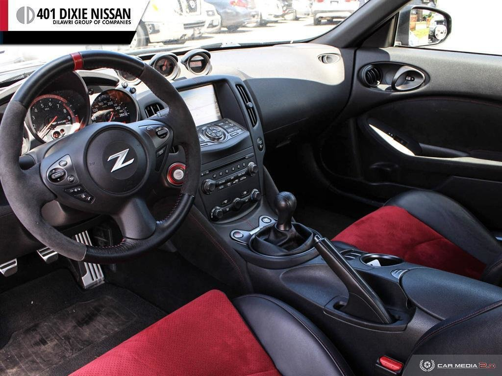 2016 Nissan 370Z Nismo Edition 6sp in Mississauga, Ontario - 23 - w1024h768px