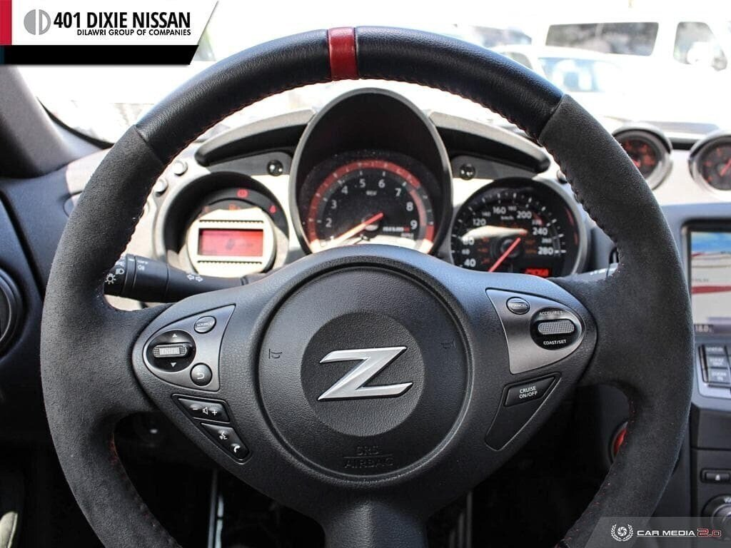 2016 Nissan 370Z Nismo Edition 6sp in Mississauga, Ontario - 14 - w1024h768px