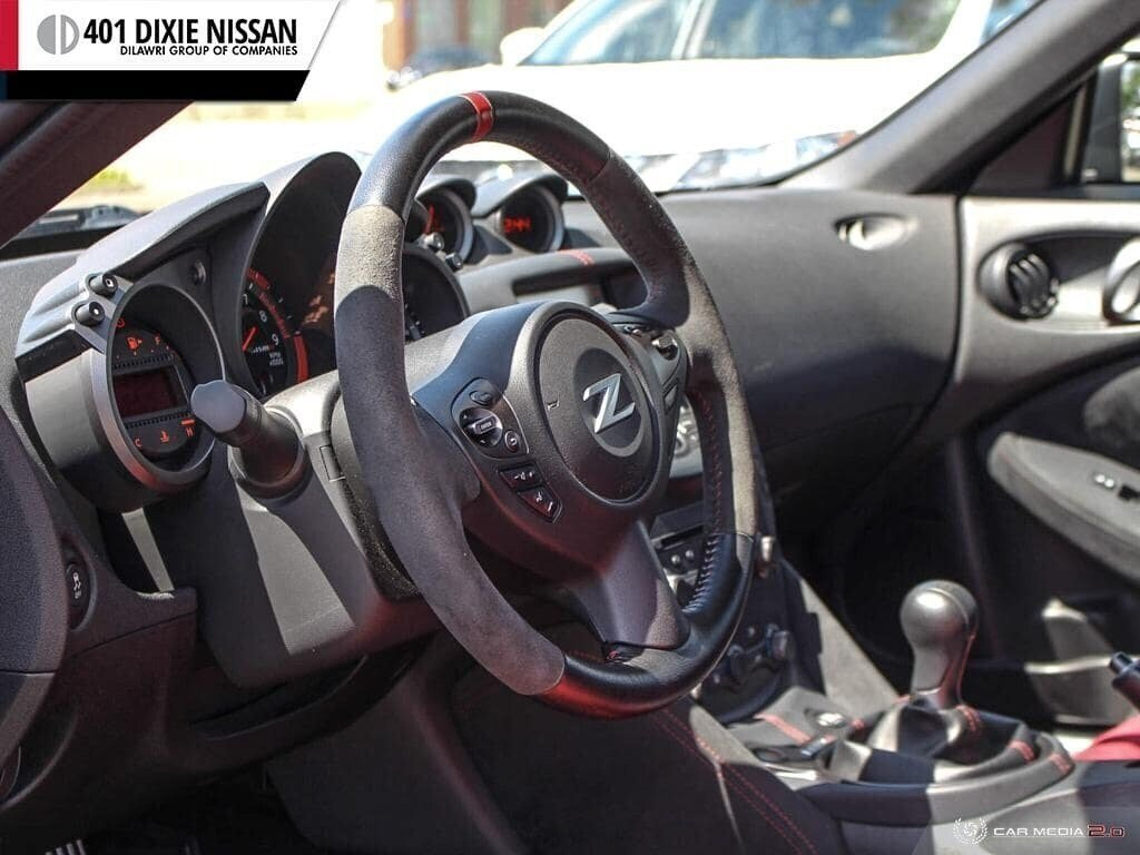 2016 Nissan 370Z Nismo Edition 6sp in Mississauga, Ontario - 13 - w1024h768px