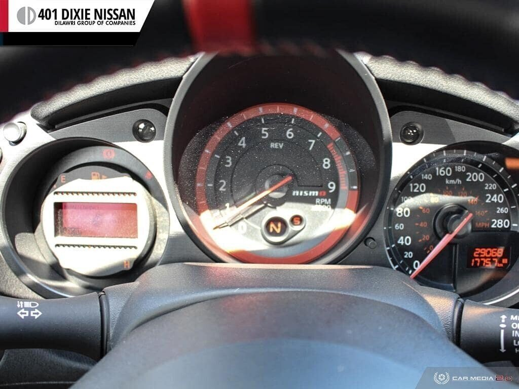 2016 Nissan 370Z Nismo Edition 6sp in Mississauga, Ontario - 15 - w1024h768px