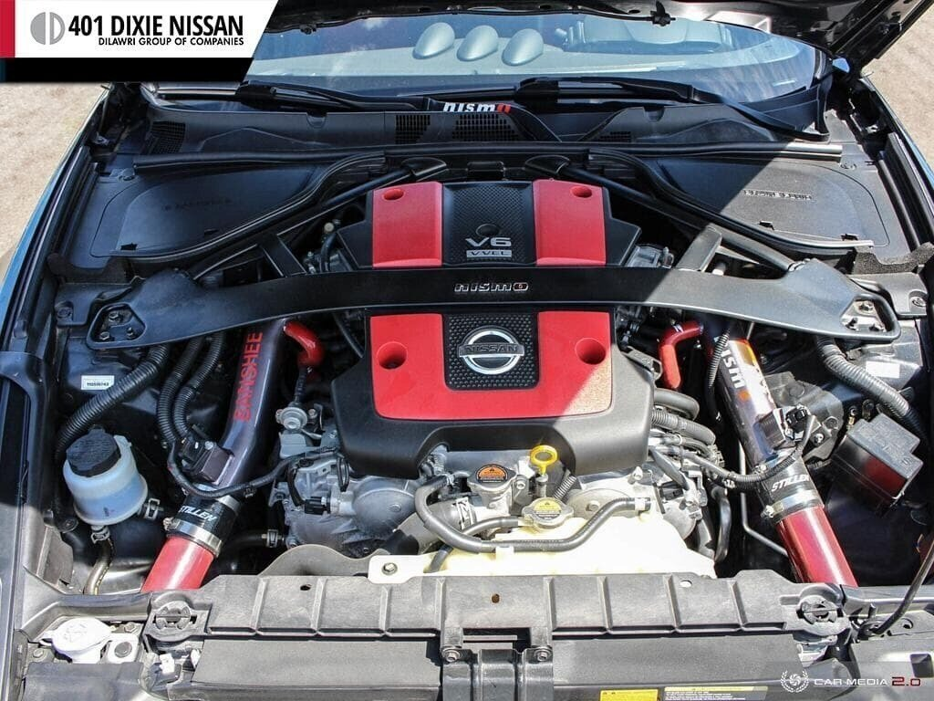 2016 Nissan 370Z Nismo Edition 6sp in Mississauga, Ontario - 8 - w1024h768px
