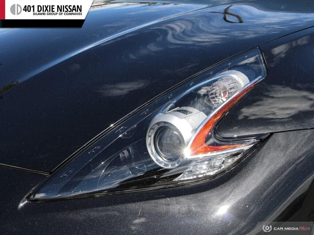 2016 Nissan 370Z Nismo Edition 6sp in Mississauga, Ontario - 10 - w1024h768px