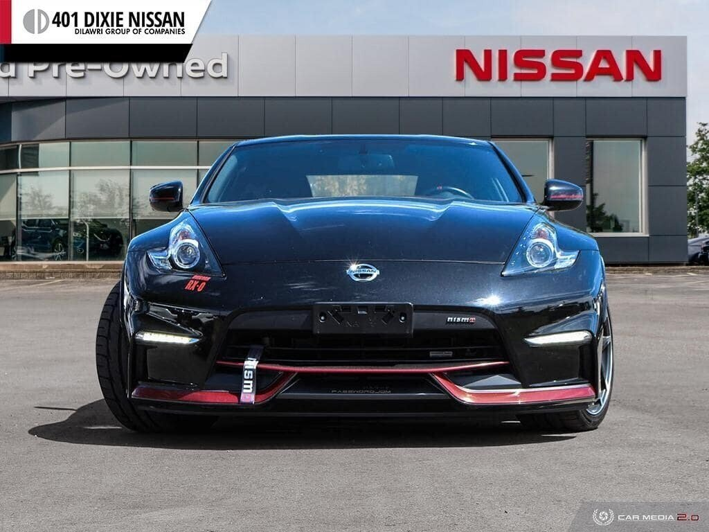 2016 Nissan 370Z Nismo Edition 6sp in Mississauga, Ontario - 2 - w1024h768px