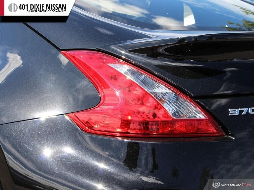 2016 Nissan 370Z Nismo Edition 6sp in Mississauga, Ontario - 12 - w1024h768px