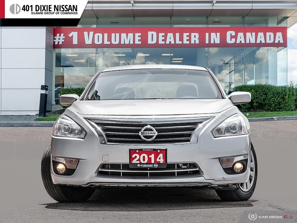 2014 Nissan Altima Sedan 2.5 CVT in Mississauga, Ontario - 2 - w1024h768px