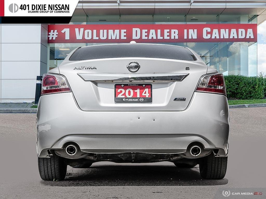 2014 Nissan Altima Sedan 2.5 CVT in Mississauga, Ontario - 5 - w1024h768px