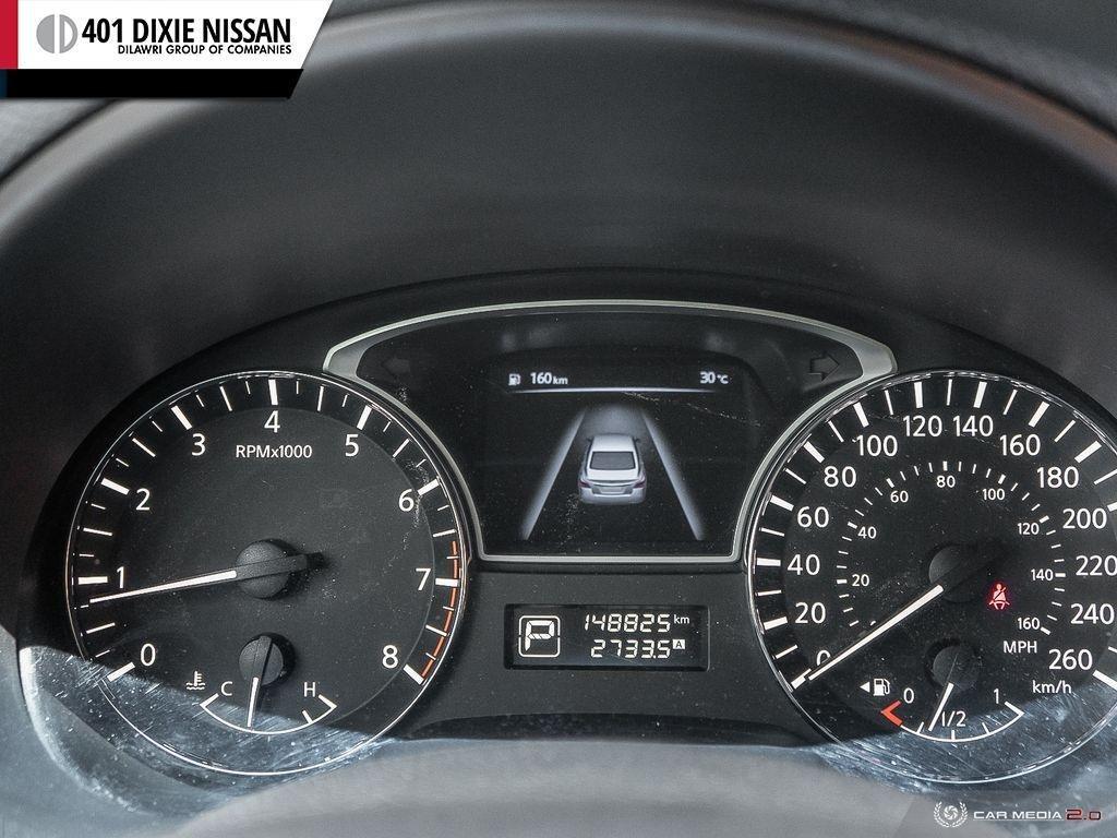 2014 Nissan Altima Sedan 2.5 CVT in Mississauga, Ontario - 13 - w1024h768px