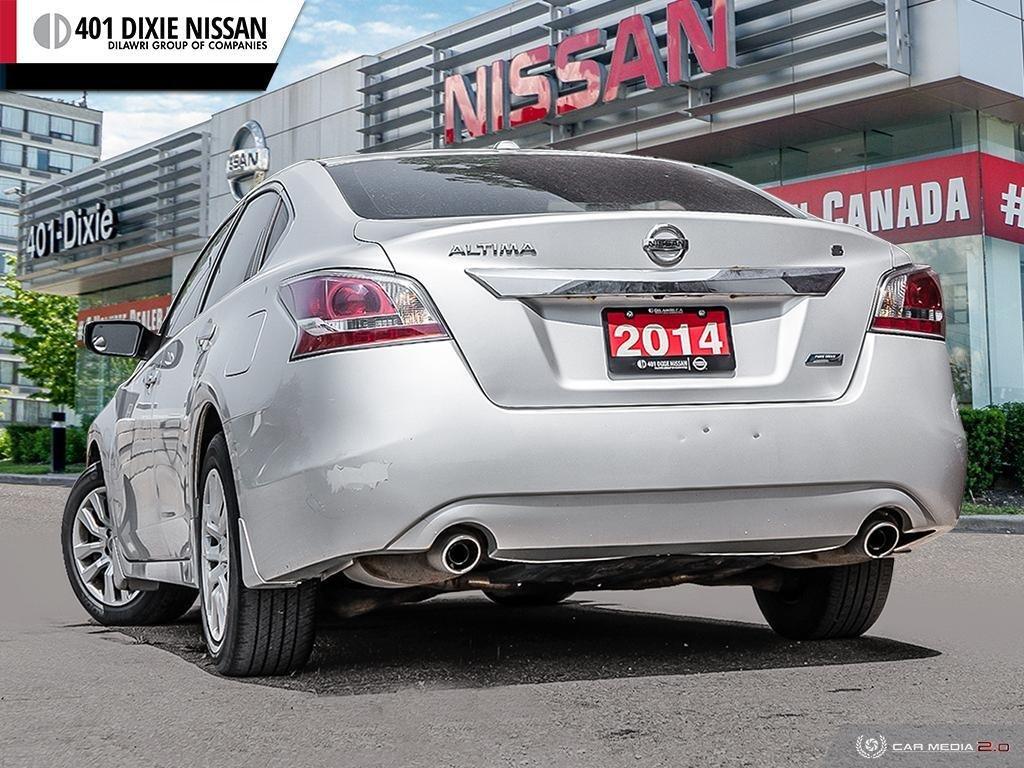 2014 Nissan Altima Sedan 2.5 CVT in Mississauga, Ontario - 4 - w1024h768px