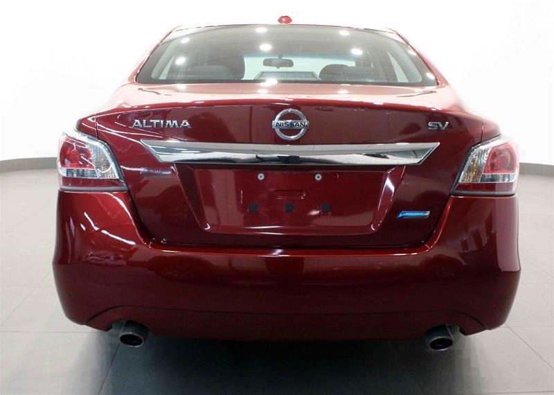 2015 Nissan Altima Sedan 2.5 SV CVT in Regina, Saskatchewan - 20 - w1024h768px