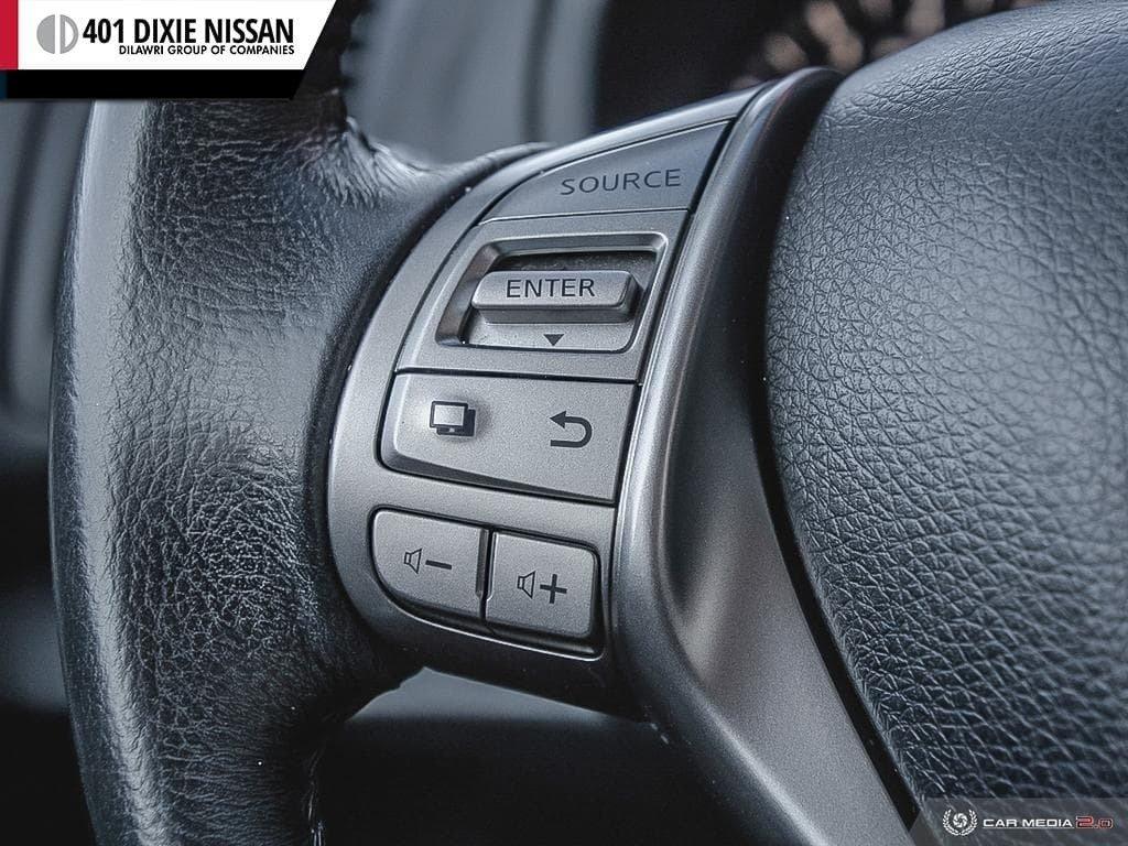 2015 Nissan Altima Sedan 2.5 SV CVT in Mississauga, Ontario - 17 - w1024h768px