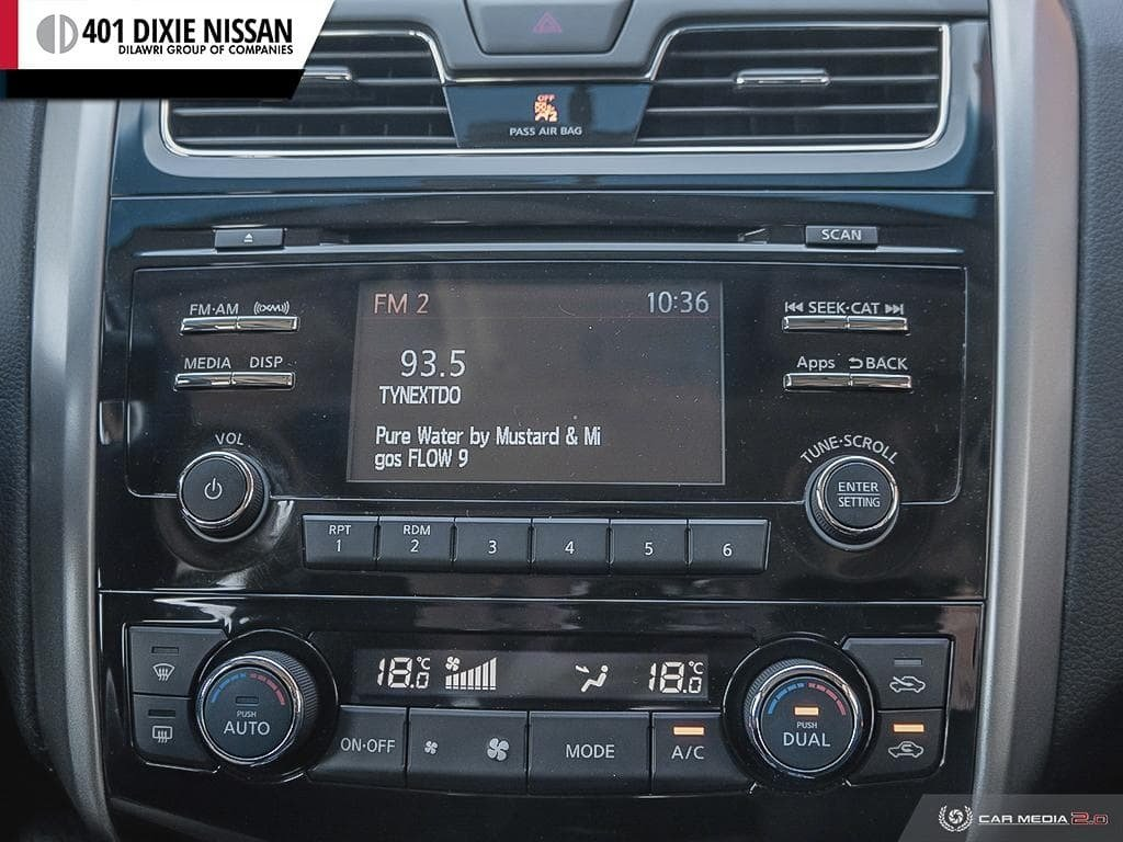 2015 Nissan Altima Sedan 2.5 SV CVT in Mississauga, Ontario - 20 - w1024h768px