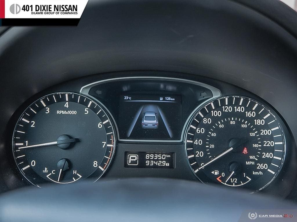 2015 Nissan Altima Sedan 2.5 SV CVT in Mississauga, Ontario - 14 - w1024h768px