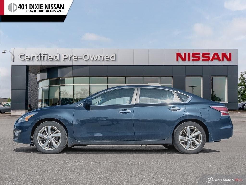 2015 Nissan Altima Sedan 2.5 SV CVT in Mississauga, Ontario - 3 - w1024h768px
