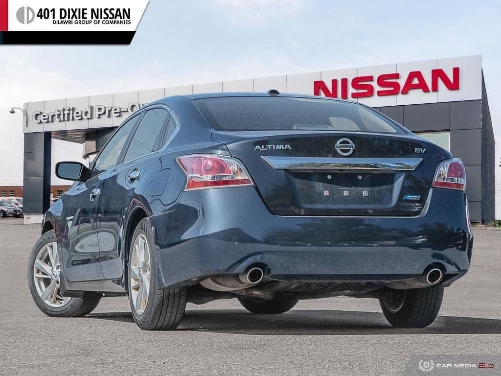 2015 Nissan Altima Sedan 2.5 SV CVT in Mississauga, Ontario - 4 - w1024h768px