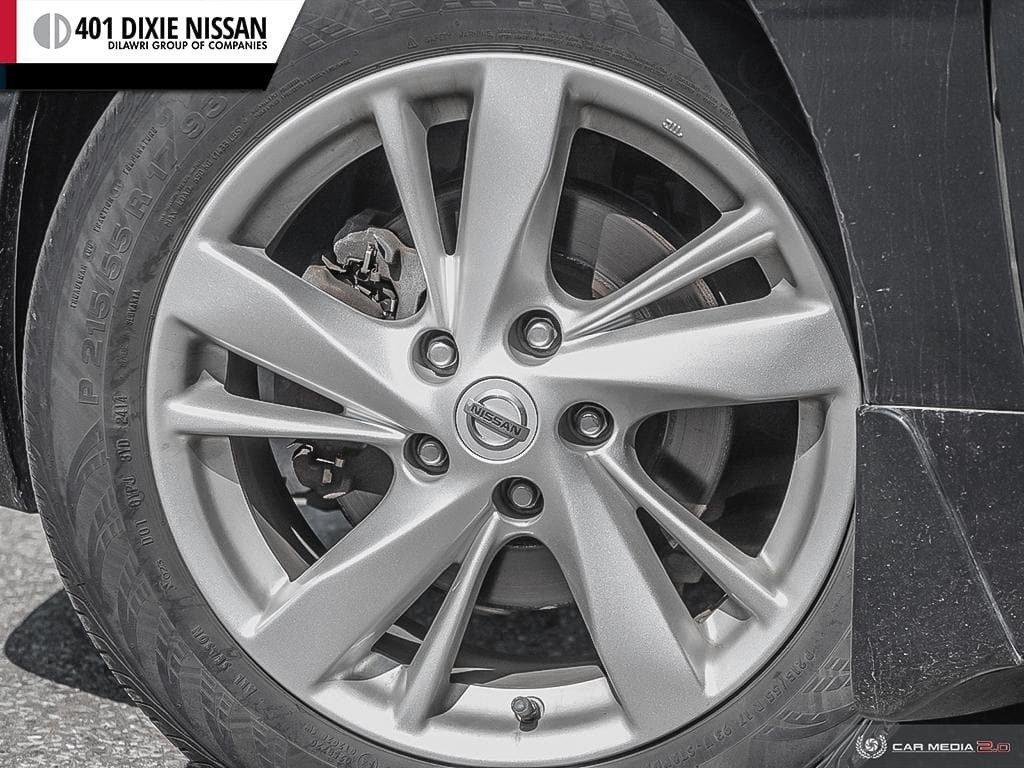 2015 Nissan Altima Sedan 2.5 SV CVT in Mississauga, Ontario - 6 - w1024h768px
