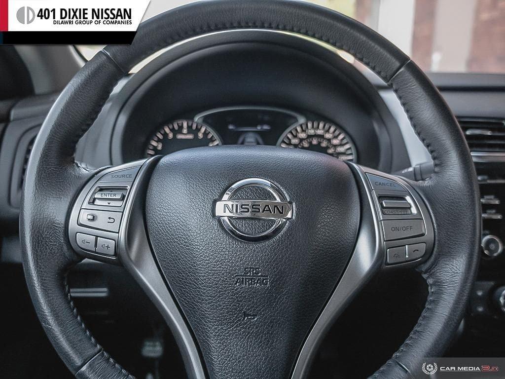 2015 Nissan Altima Sedan 2.5 SV CVT in Mississauga, Ontario - 13 - w1024h768px