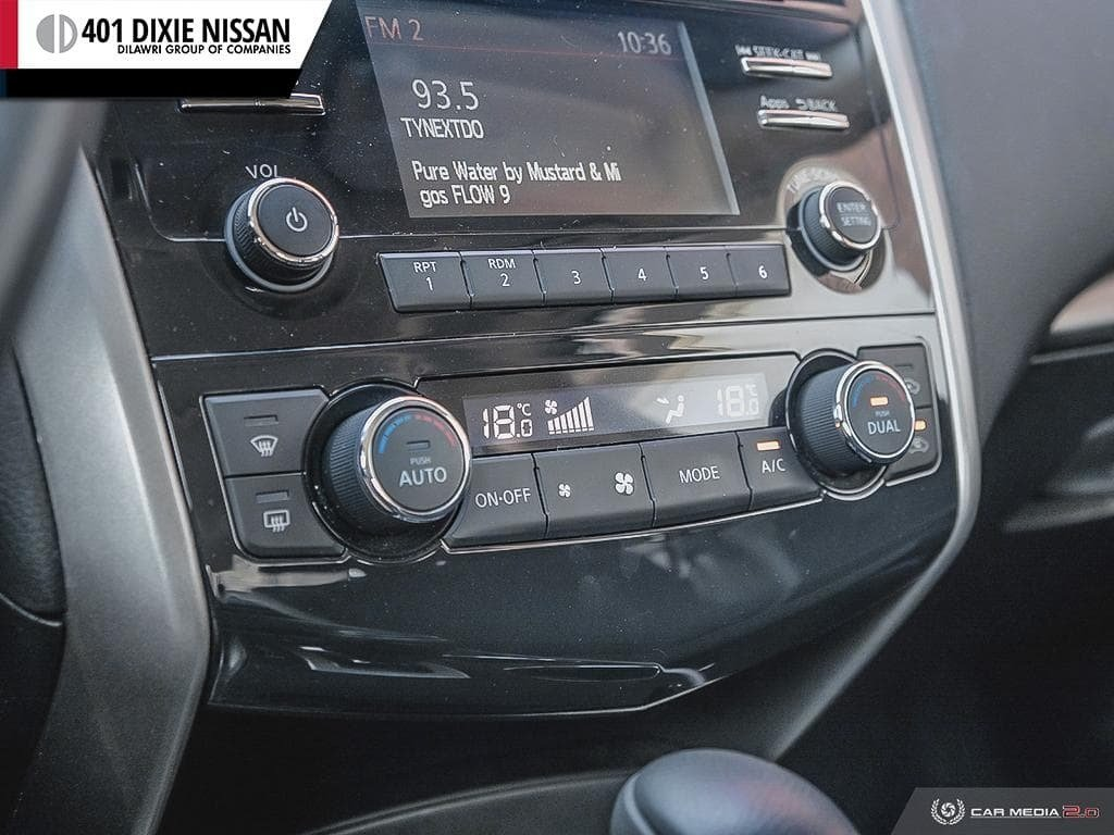 2015 Nissan Altima Sedan 2.5 SV CVT in Mississauga, Ontario - 19 - w1024h768px