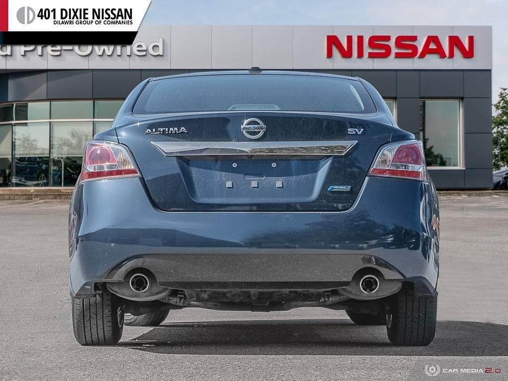 2015 Nissan Altima Sedan 2.5 SV CVT in Mississauga, Ontario - 5 - w1024h768px