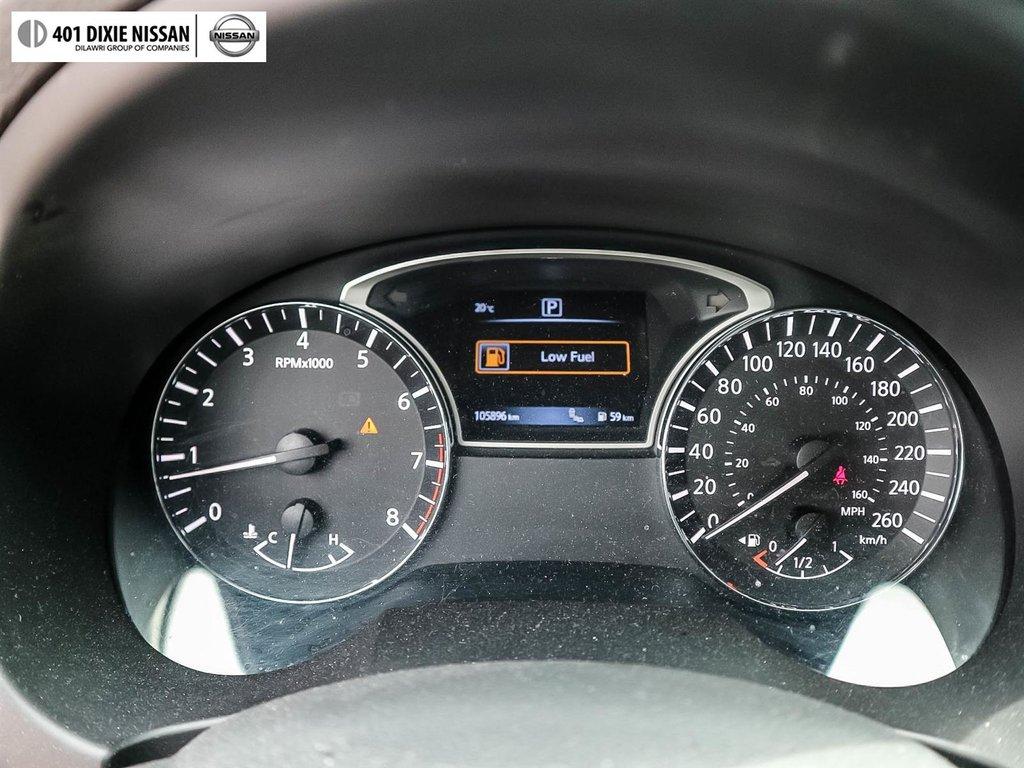 2016 Nissan Altima Sedan 2.5 SV CVT in Mississauga, Ontario - 47 - w1024h768px