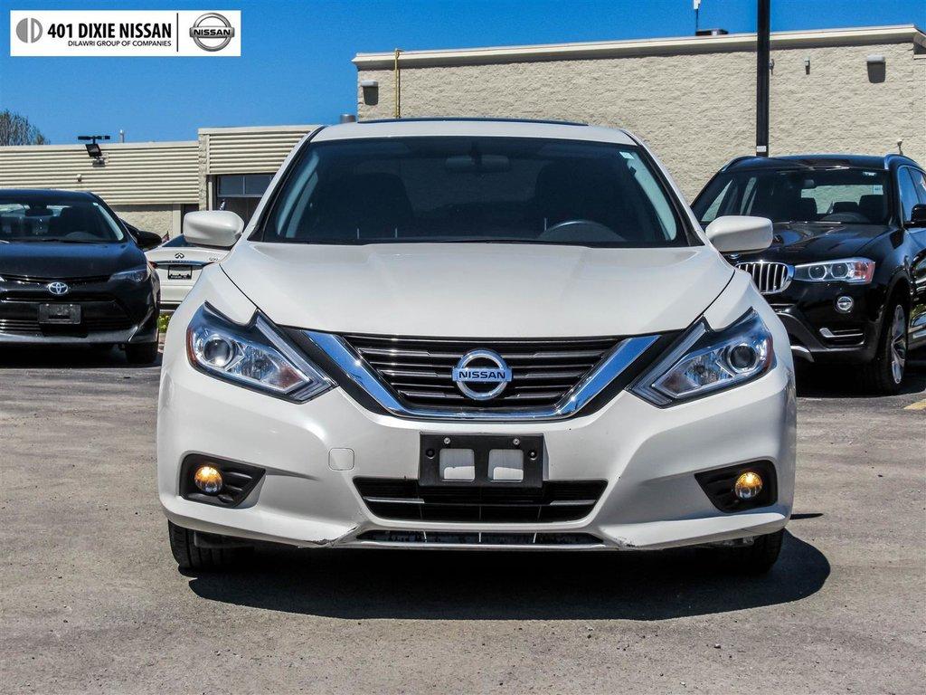 2016 Nissan Altima Sedan 2.5 SV CVT in Mississauga, Ontario - 2 - w1024h768px
