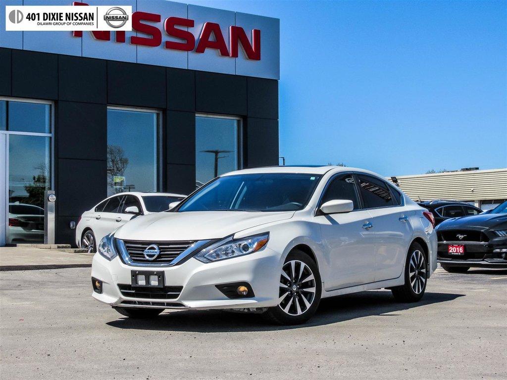 2016 Nissan Altima Sedan 2.5 SV CVT in Mississauga, Ontario - 1 - w1024h768px