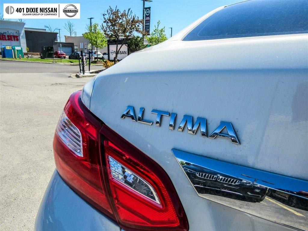 2016 Nissan Altima Sedan 2.5 SV CVT in Mississauga, Ontario - 21 - w1024h768px