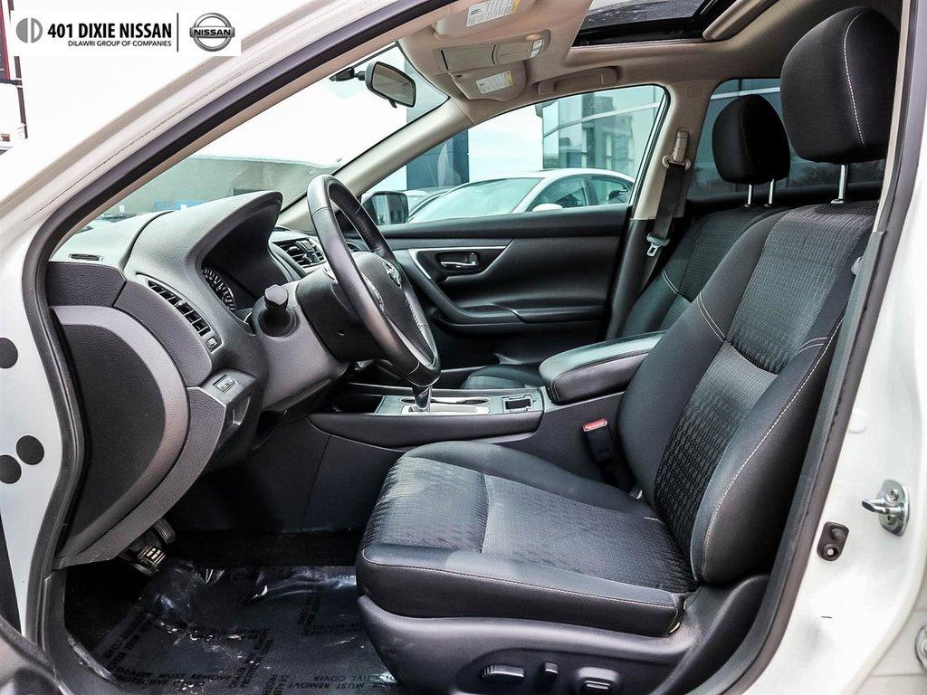 2016 Nissan Altima Sedan 2.5 SV CVT in Mississauga, Ontario - 33 - w1024h768px