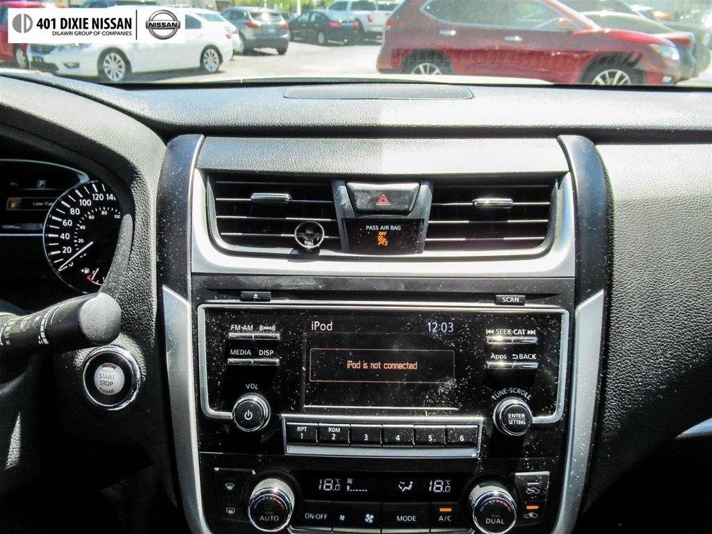 2016 Nissan Altima Sedan 2.5 SV CVT in Mississauga, Ontario - 19 - w1024h768px