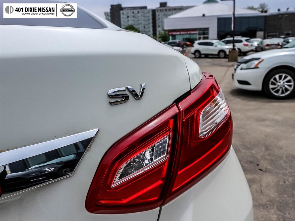 2016 Nissan Altima Sedan 2.5 SV CVT in Mississauga, Ontario - 40 - w1024h768px