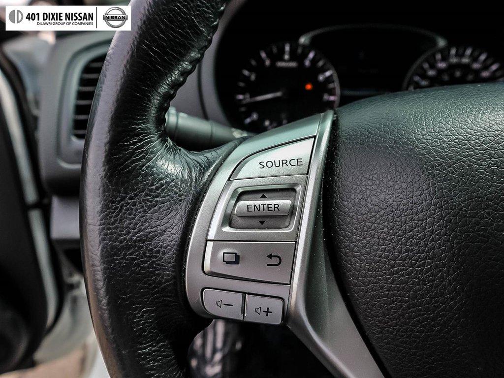 2016 Nissan Altima Sedan 2.5 SV CVT in Mississauga, Ontario - 46 - w1024h768px